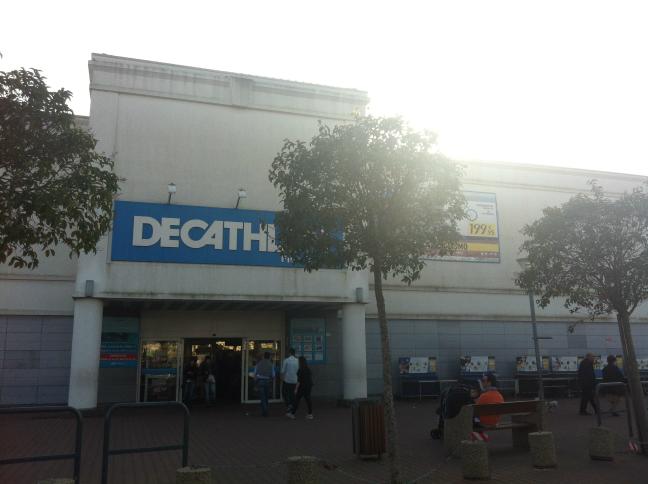 ダヴィンチ フィウミチーノ ショッピングセンター