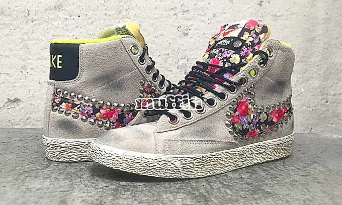 イタリアのデコ靴ブランド