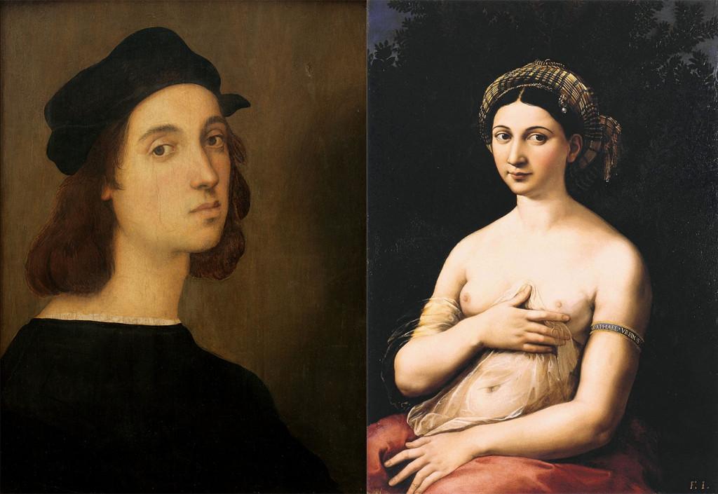 Raffaello e Margherita