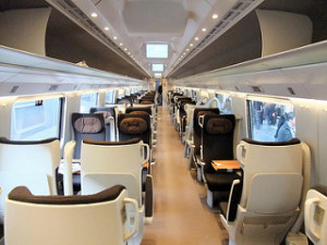 Frecciargento First