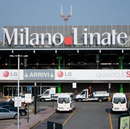 ミラノ・リナーテ空港