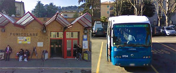 COTRAL bus per Bagnoregio 1
