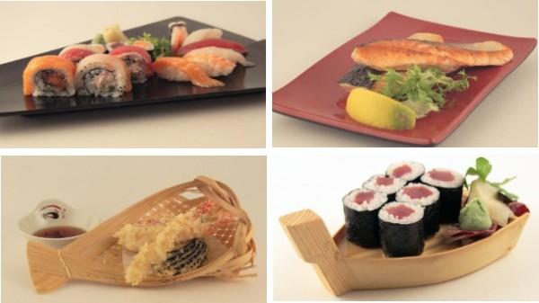 さかな寿司の料理