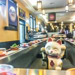 ローマで回転寿司が楽しめるオスティエンセ地区のSakana Sushi